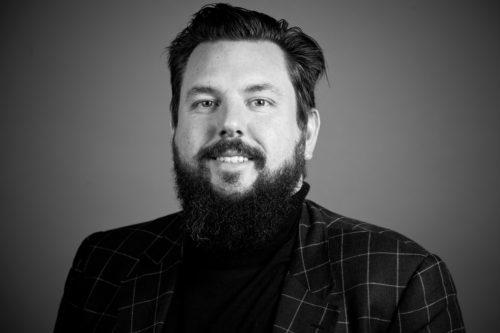 Michael F. Duch. Foto: Eirik Furu Baardsen