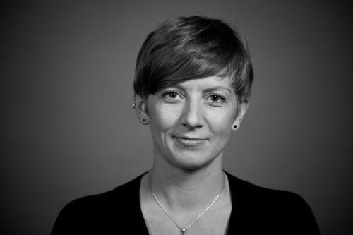 Katja Enberg. Foto: Eirik Furu Baardsen