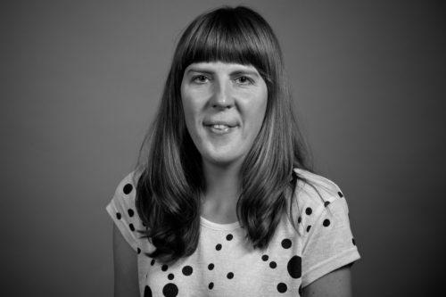 Ingeborg P. Helland. Foto: Eirik Furu Baardsen