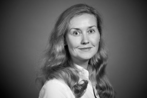 Marie E. Rognes. Foto: Eirik Furu Baardsen