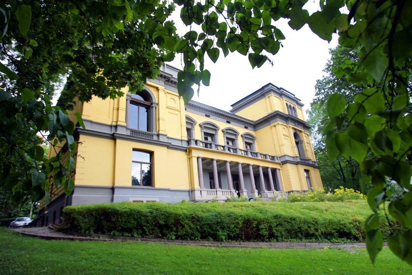 OSLO 20050920 for statoil Det norske Videnskapsakademi på Drammensveien i Oslo.  Foto: Heiko Junge / SCANPIX
