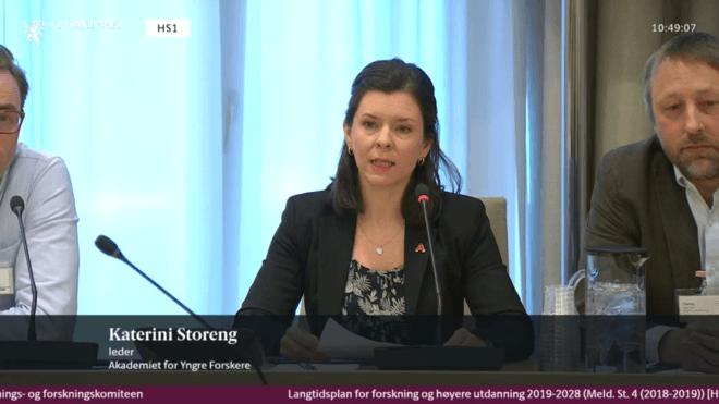 2019-01-16 høring stortinget 3