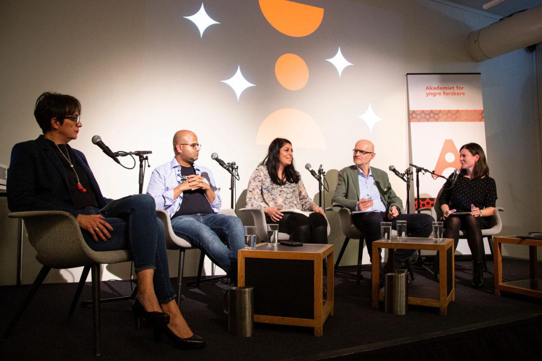 Panel debatt RN Oslo 2019