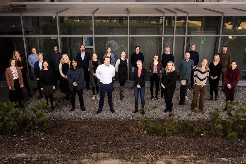 Gardermoen 15.10.2020: Generalforsamling i Akademiet for yngre forskere. Foto: John Trygve Tollefsen / Akademiet for yngre forskere