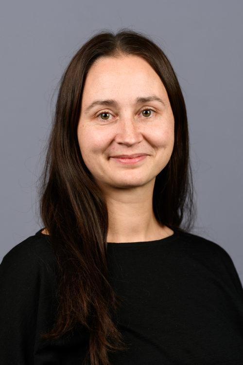 Fargeportrett Irja Ida Ratikainen