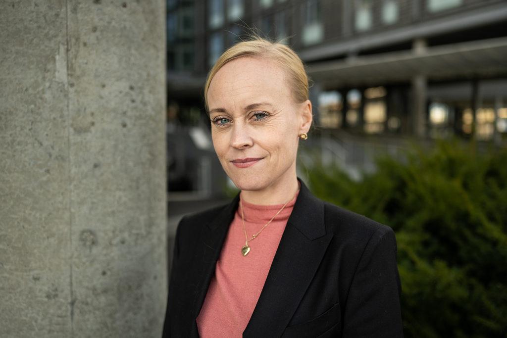 Ingrid Lossius Falkum